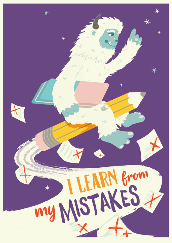 Carys - Learn From My Mistakes