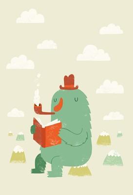 Cloud Creator by Catherine & Jason - WONKY Illustration