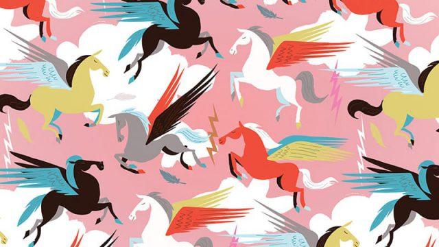 Pterippi by Chris - WONKY Illustration