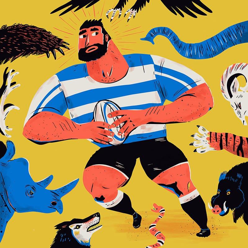 Chris - Rugby Brute
