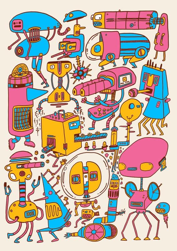 Murray - Robots