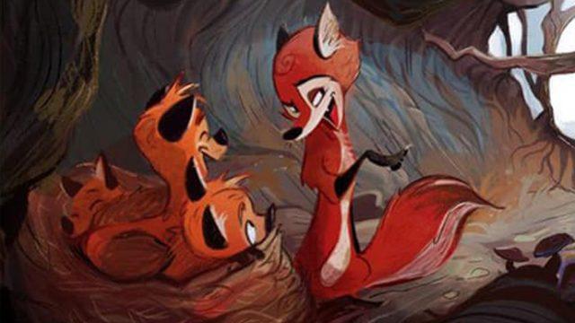 Crafty Fox Family