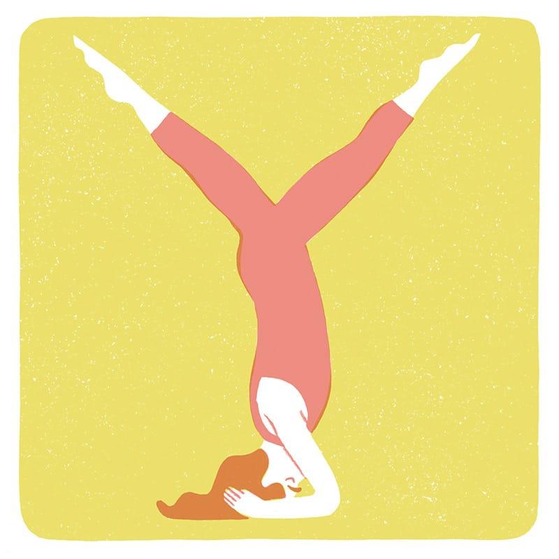 Dave B - Yoga