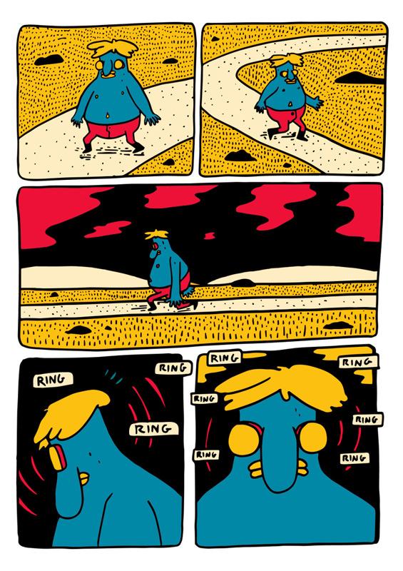 Murray - Comic 1